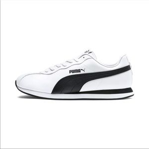 LIMITED EDITION softfoam Puma Turin White Black